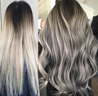 Grey/Silver Mermaid