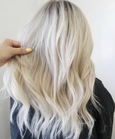 White Summer Blonde