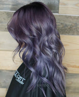 Purple Color Melt