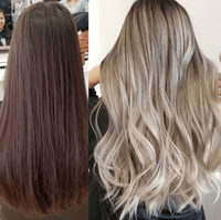 Dimensional Blonde Ombré