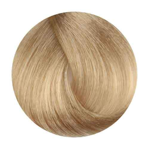 Fanola Hair Coloring Cream [Series 10.0 to 12.7] Permanent Hair Coloring Fanola 10.03 Warm Blonde Hair Platinum