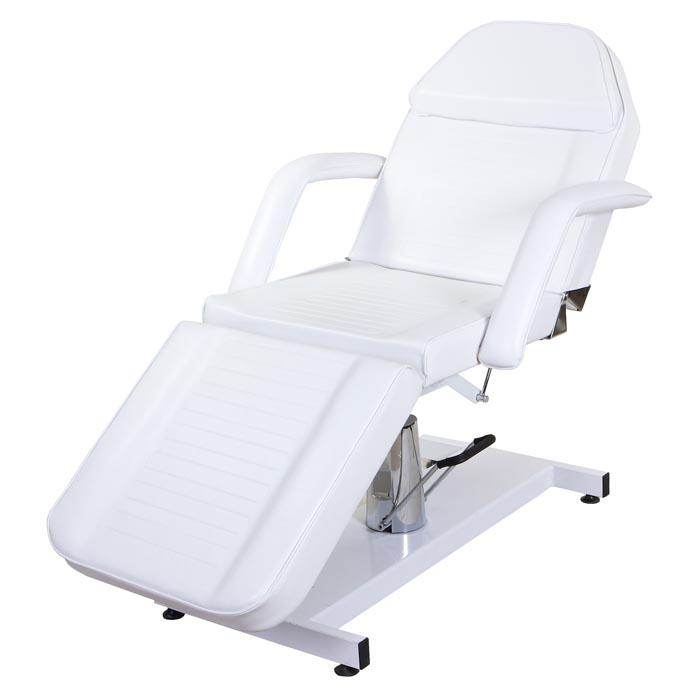 "Icarus ""Hestia"" Hydraulic Facial Bed Facial Beds Icarus White"
