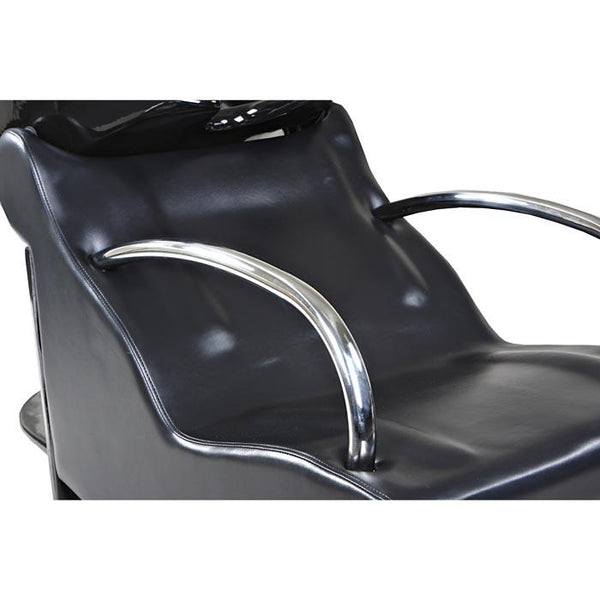 Euro Beauty Salon Shampoo Chair Backwash & Sink Bowl Whats New Icarus