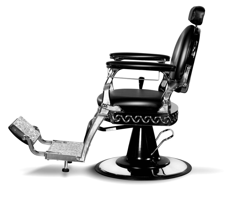 Icarus Buchanan Vintage Reclining Barber Chair Barber Chairs Icarus
