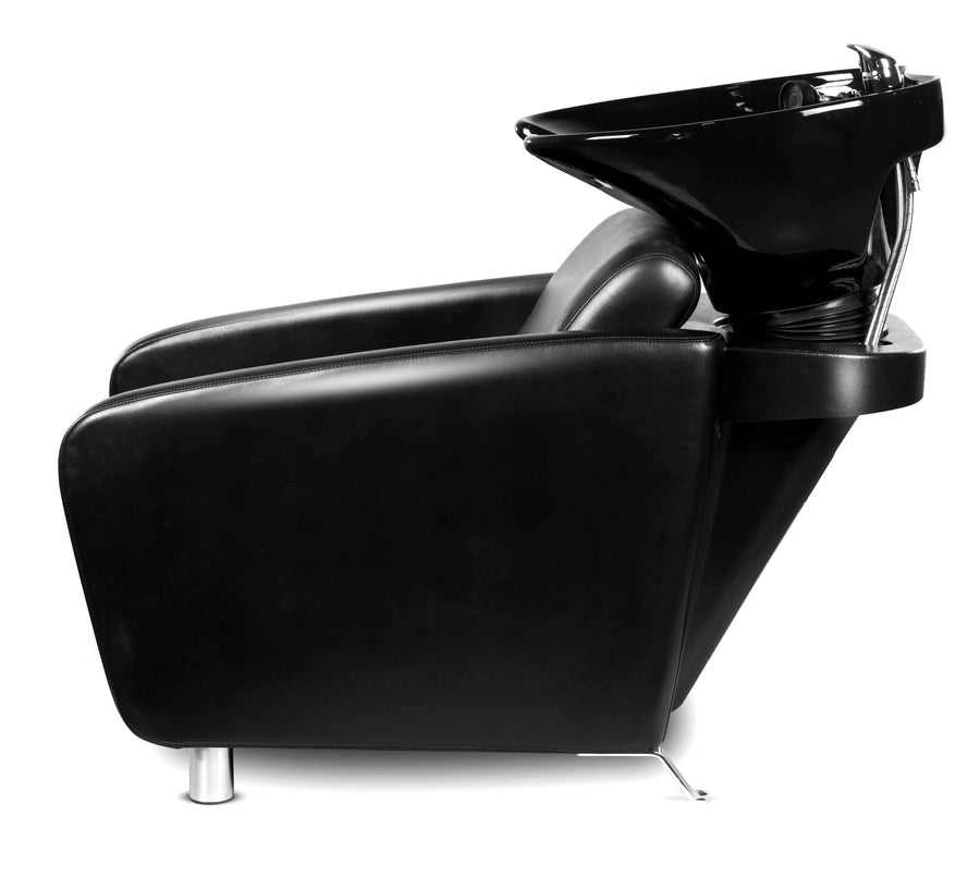 "Icarus ""Hyer"" Reclined Shampoo Back Wash Unit With Tilting Sink Shampoo Backwash Units Icarus"