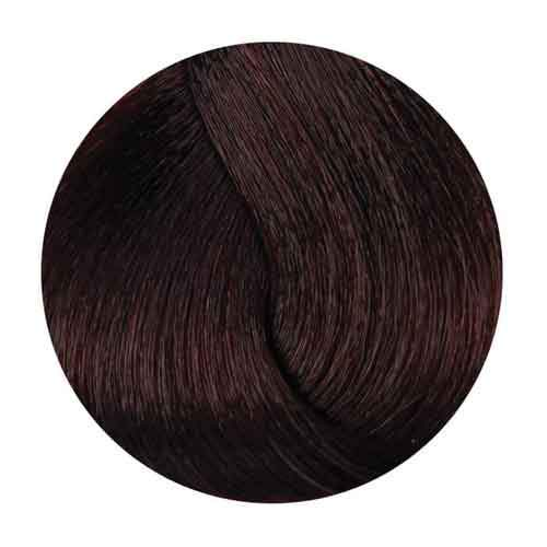 Fanola Hair Coloring Cream [Series 1.0 to 9.3] Permanent Hair Coloring Fanola 4.66 Chestnut Intense Red