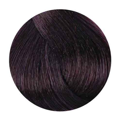 Fanola Hair Coloring Cream [Series 1.0 to 9.3] Permanent Hair Coloring Fanola 5.22 Light Chestnut Intense Violet