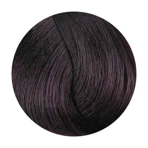 Fanola Hair Coloring Cream [Series 1.0 to 9.3] Permanent Hair Coloring Fanola 5.2 Light Violet Brown