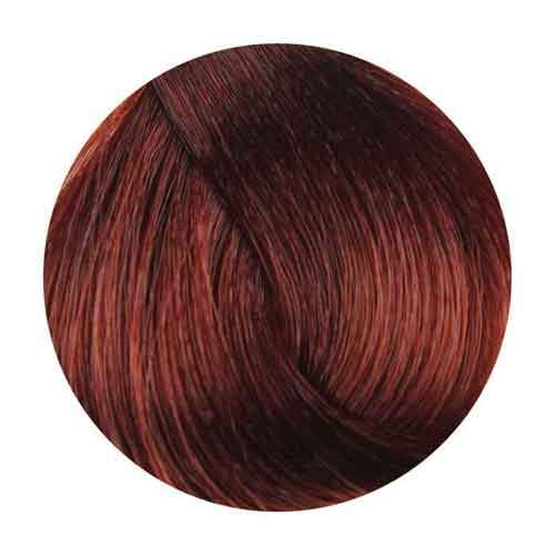 Fanola Hair Coloring Cream [Series 1.0 to 9.3] Permanent Hair Coloring Fanola 5.46 Light Copper Red Brown