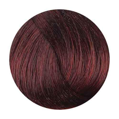 Fanola Hair Coloring Cream [Series 1.0 to 9.3] Permanent Hair Coloring Fanola 5.6 Light Red Brown