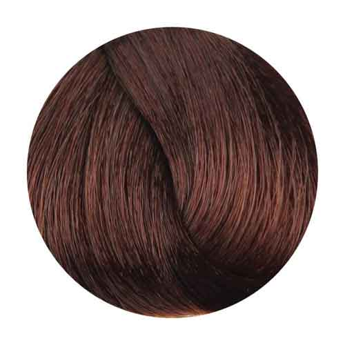 Fanola Hair Coloring Cream, Copper Golden [.43 Series] Permanent Hair Coloring Fanola 6.43 Dark Copper Golden Blonde