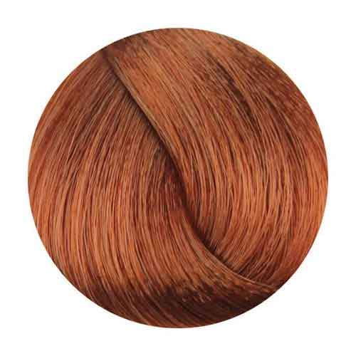 Fanola Hair Coloring Cream [Series 1.0 to 9.3] Permanent Hair Coloring Fanola 7.04 Natural Medium Copper Blonde