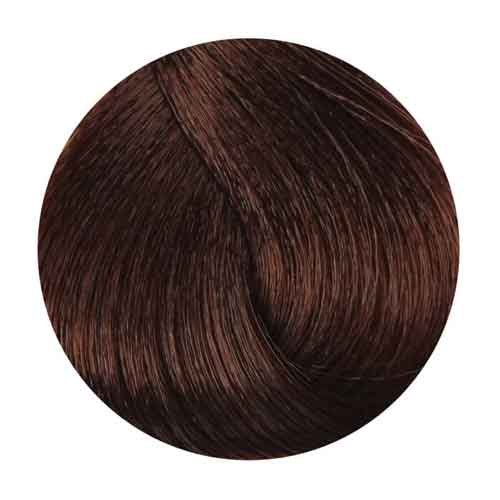 Fanola Hair Coloring Cream, Chocolate [.29 Series] Permanent Hair Coloring Fanola 7.29 Gianduia Chocolate