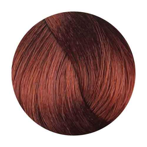 Fanola Hair Coloring Cream [Series 1.0 to 9.3] Permanent Hair Coloring Fanola 7.4 Medium Copper Blonde