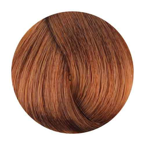 Fanola Hair Coloring Cream [Series 1.0 to 9.3] Permanent Hair Coloring Fanola 8.34 Hair Light Golden Copper Blonde
