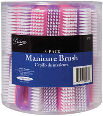 Diane Manicure Brush 48 count Nail Files, Buffers, & Curettes Diane Default Title