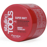 Fanola Super Matt - Extra Strong Shaping Matt Paste, 100 ml Hair Gels, Glues, & Pastes Fanola