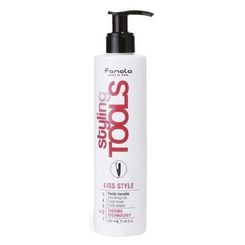 Fanola Liss Style - Smoothing Fluid, 250 ml