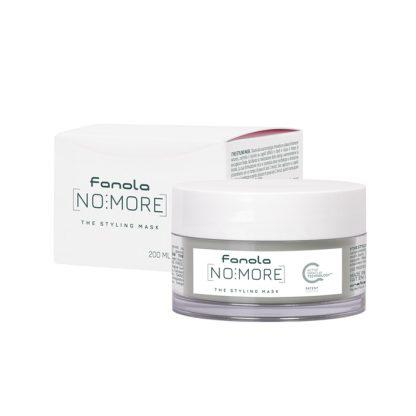 Fanola No More The Styling Mask, 200 ml Hair Treatments Fanola