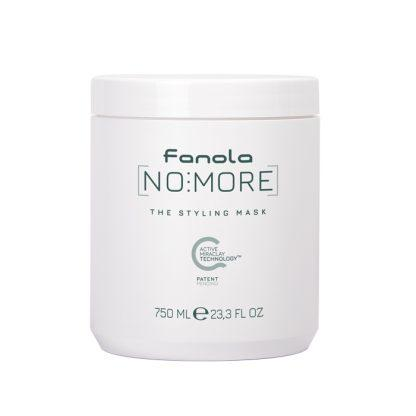 Fanola No More The Styling Mask, 750 ml Hair Treatments Fanola