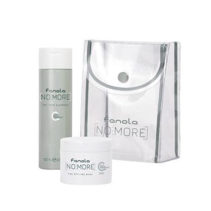 Fanola No More No More Kit Travel Size Hair Treatments Fanola