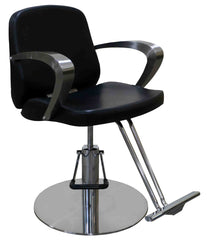 "Icarus ""Bates"" Salon Styling Chair with Heavy Duty Base Styling Chairs Icarus Circle"