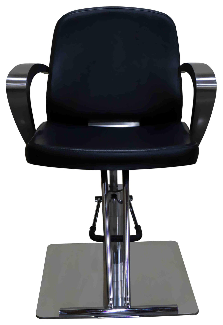 "Icarus ""Bates"" Salon Styling Chair with Heavy Duty Base Styling Chairs Icarus"