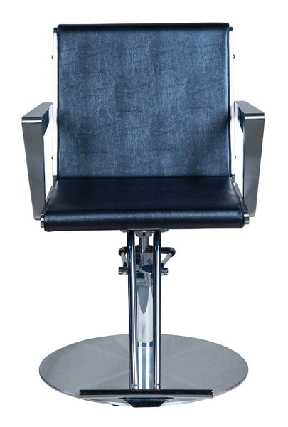 "Icarus ""Welch"" Classic Deco Salon Styling Chair Styling Chairs Icarus"