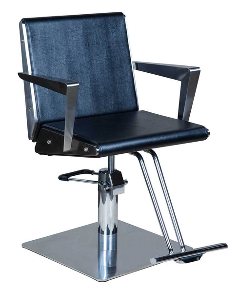 "Icarus ""Welch"" Classic Deco Salon Styling Chair Styling Chairs Icarus Square"