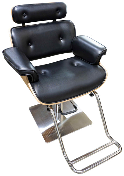 "Icarus ""Miller"" Salon Styling Chair With Heavy Duty Base Styling Chairs Icarus"
