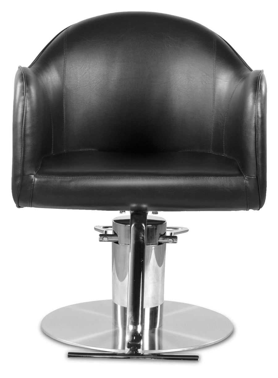 "Icarus ""Beller"" Modern Salon Chair With Footrest Styling Chairs Icarus"