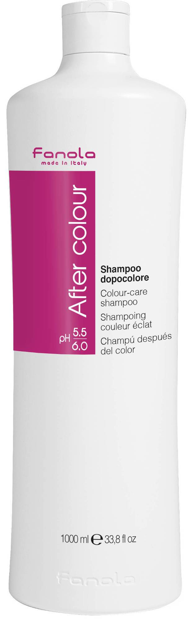 Fanola After Colour Care Shampoo Hair Shampoos Fanola 1000 mL