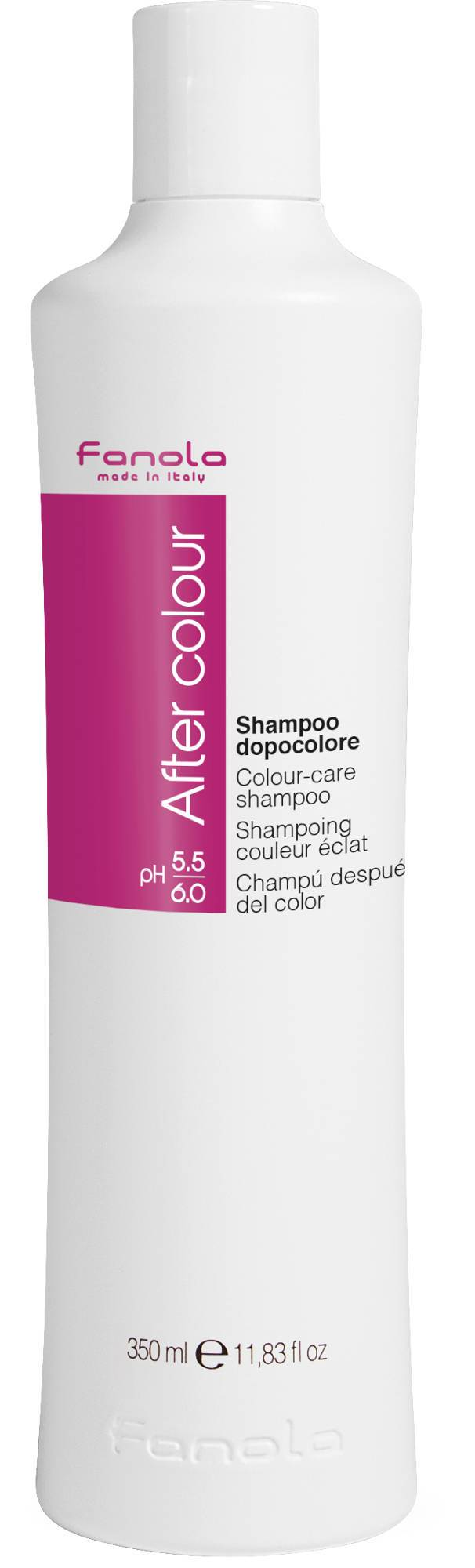 Fanola After Colour Care Shampoo Hair Shampoos Fanola 350 mL