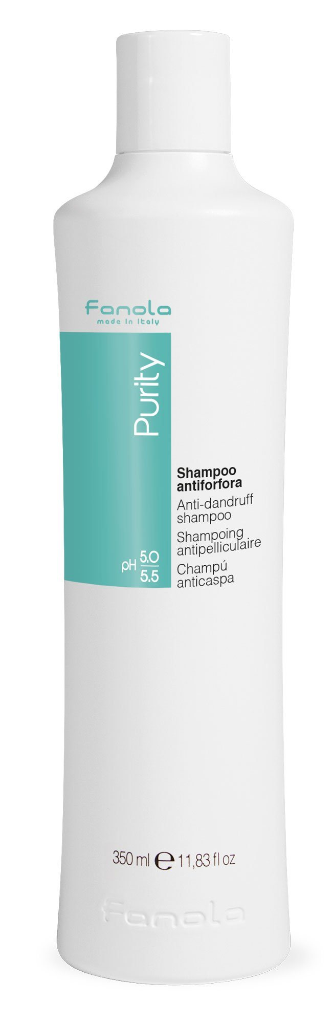 Fanola Purity Anti-Dandruff Shampoo Hair Shampoos Fanola 350 mL