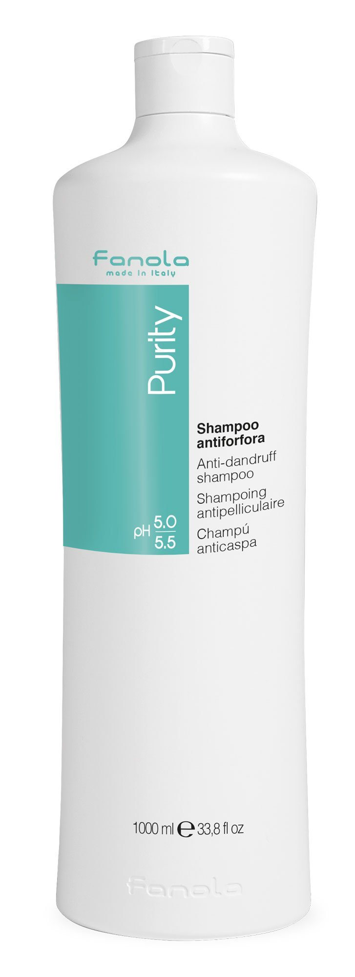 Fanola Purity Anti-Dandruff Shampoo Hair Shampoos Fanola 1000 mL