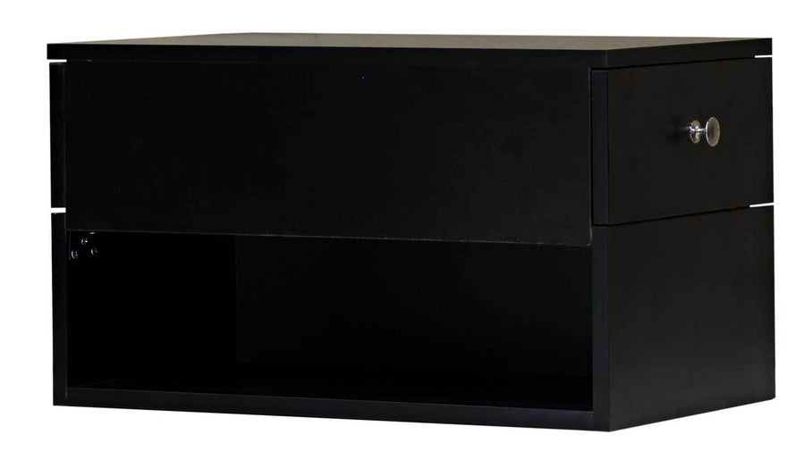 "Icarus ""Mason"" Wall Mounted Salon Styling Station Drawer Styling Stations & Cabinets Icarus"