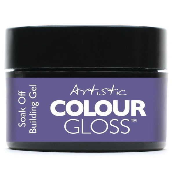 Artistic Soak-Off Building Gel - 0.5 oz