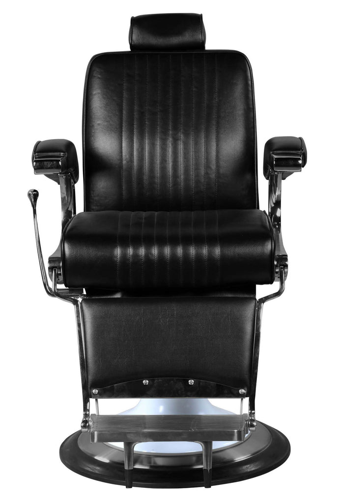 Strange Ford Professional Reclining Black Barber Chair With Heavy Duty Base Gmtry Best Dining Table And Chair Ideas Images Gmtryco
