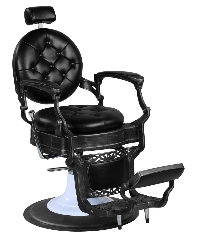 Quot Zachary Quot Antique Vintage Style Professional Barber Chair