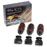 Body Up Pro Brush Heads, Medium