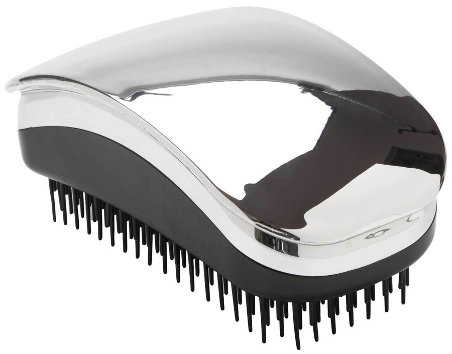 "Hair Tamer ""Kink"" Detangling Hair Brush Teezer Hair Brushes Hair Tamer Platinum"