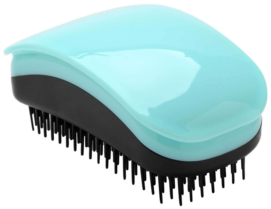 "Hair Tamer ""Kink"" Detangling Hair Brush Teezer Hair Brushes Hair Tamer Turquoise"