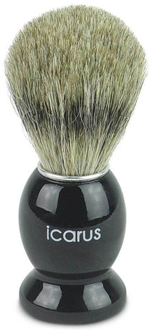Icarus Deluxe Badger Hair Shaving Brush