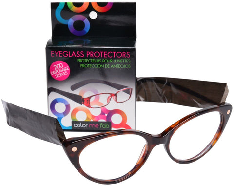 Foil It Eyeglass Protector Sleeves - 200 ct