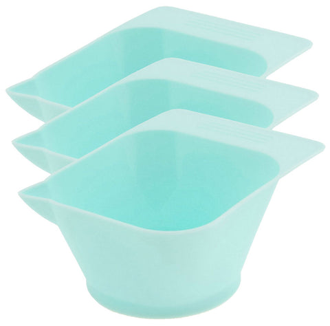 Icarus Tint Bowl with Rubber Grip Bottom - 3 ct