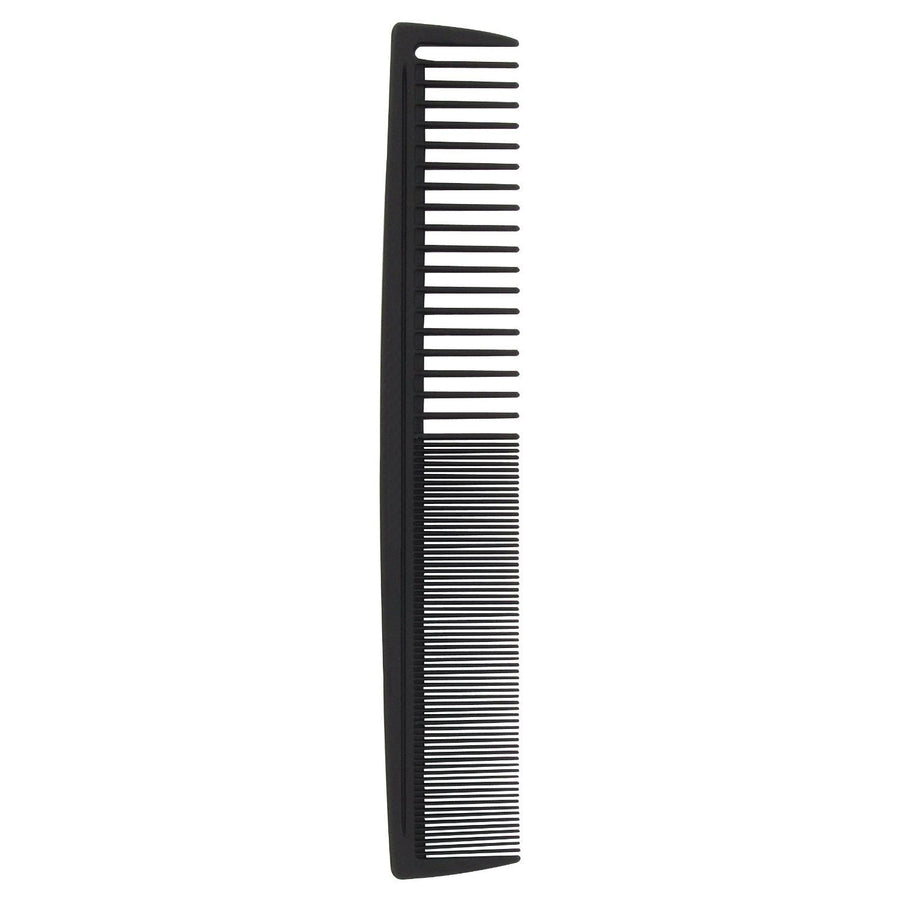 Carbon Wide/Fine Tooth Hair Comb Hair Combs & Picks Hair Tamer Default Title