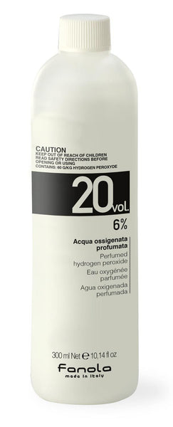 Fanola Perfumed Cream Developer Hair Color Developers Fanola 300 mL - 20 Vol