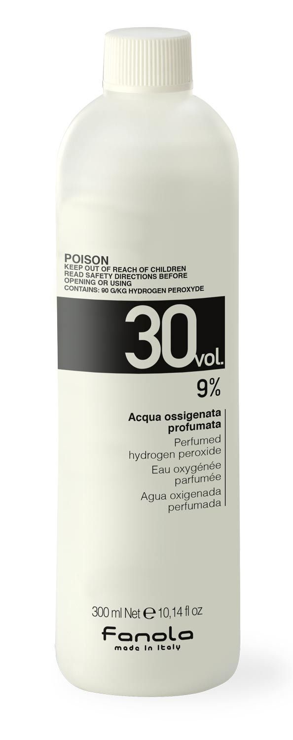 Fanola Perfumed Cream Developer Hair Color Developers Fanola 300 mL - 30 Vol