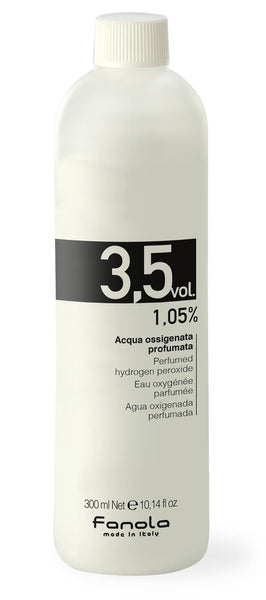 Fanola Perfumed Cream Developer Hair Color Developers Fanola 300 mL - 3.5 Vol