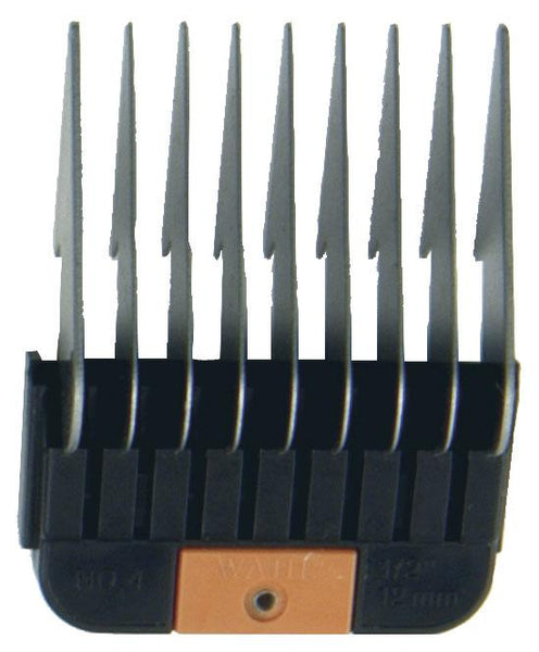 Wahl Stainless Steel Attachment Comb Hair Clipper Blades & Guides Wahl #4
